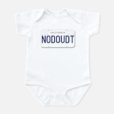 NODOUDT Infant Bodysuit
