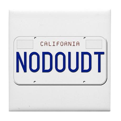 NODOUDT Tile Coaster