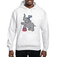 Circus Elephant Hoodie