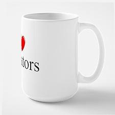 """""""I Love (Heart) Vibrators"""" Mug"""