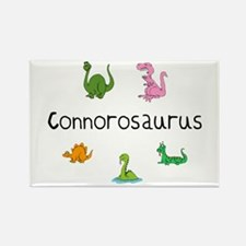 Connorosaurus Rectangle Magnet
