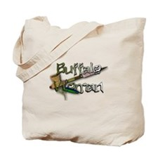 Buffalo Woman, Giver of the S Tote Bag