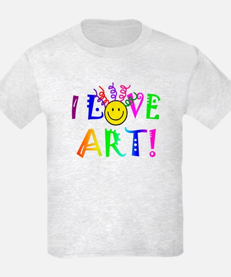 Love Art T-Shirt
