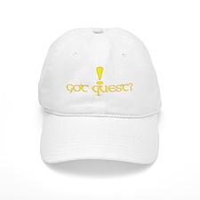 Got Quest? Baseball Cap