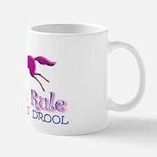 Mares Rule, Stallions Drool Mug