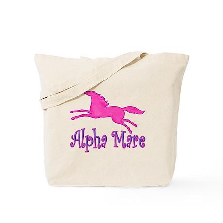 Alpha Mare, cute & playful Tote Bag