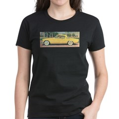 Yellow 1953 Studebaker on Tee