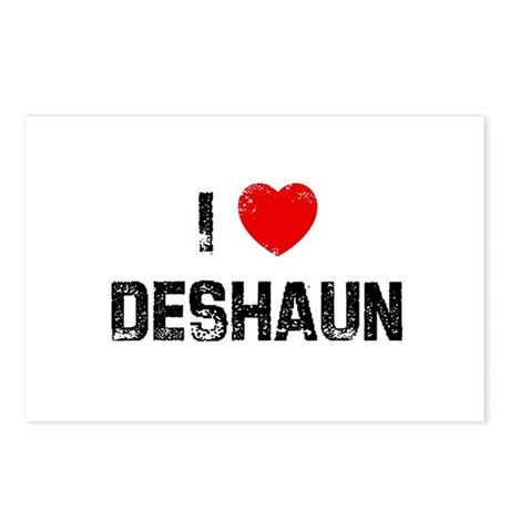 I * Deshaun Postcards (Package of 8)