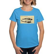 Two '53 Studebakers on Tee