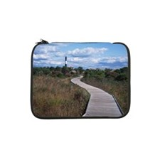 """Lighthouse with path 13"""" Laptop Sleeve"""