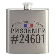 Prisonnier #24601 Flask