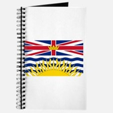 British Columbia flag Journal