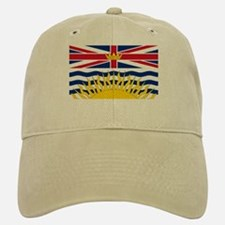 British Columbia flag Baseball Baseball Cap