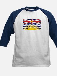 British Columbia flag Tee