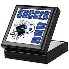 Soccer Dad Keepsake Box