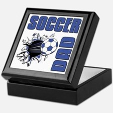 Soccer Dad Keepsake Box