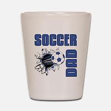Soccer Dad Shot Glass