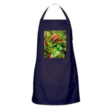 Venus fly trap plant Apron (dark)