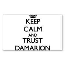 Keep Calm and TRUST Damarion Decal