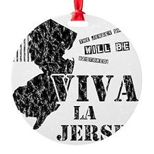 VivaLaJersey_W Ornament