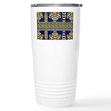 Art Deco Rug Travel Mug