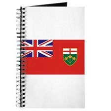 Ontario flag Journal