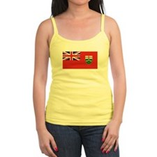 Ontario flag Tank Top