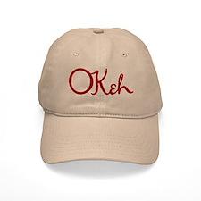OKeh Records Baseball Cap