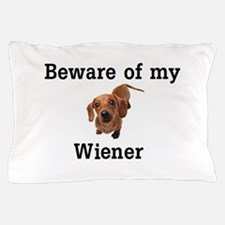 beware.png Pillow Case
