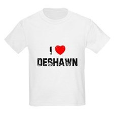 I * Deshawn Kids T-Shirt