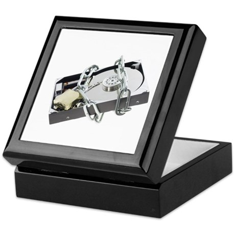Information Security Keepsake Box