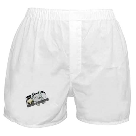 Information Security Boxer Shorts