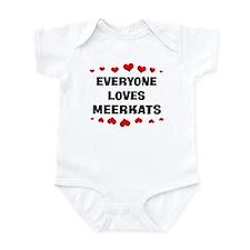 Loves: Meerkats Onesie