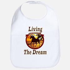 Rocky Living the Dream Bib
