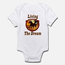 Rocky Living the Dream Infant Bodysuit