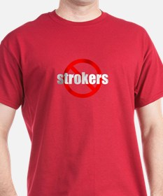 Strokers Banned - Car Sales T-Shirt