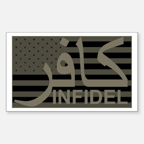 Od Sticker (rectangular)