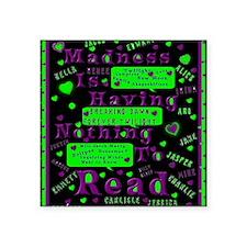 "Forever Twilight Square Sticker 3"" x 3"""