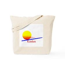 Kaiden Tote Bag