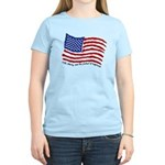 Life, Liberty Women's Light T-Shirt