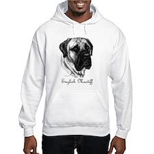 English Mastiff Hoodie