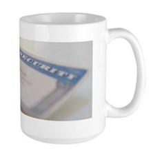 Social security card Mug