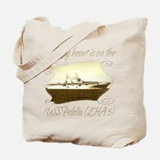 Cute Peleliu Tote Bag