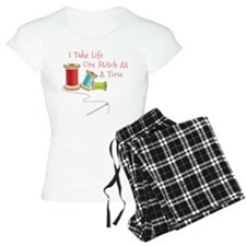 One Stitch at a Time Pajamas