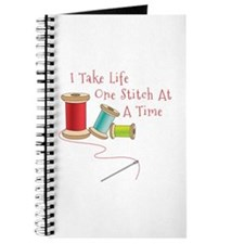 One Stitch at a Time Journal