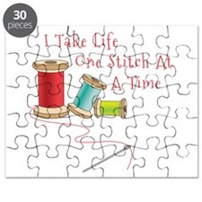 One Stitch at a Time Puzzle