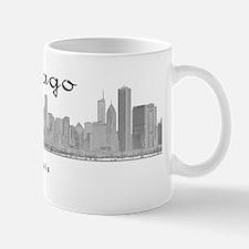 ChicagoSkyline_Rectangle_Black Mug