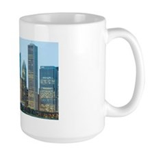 Downtown City Skyline, Chicago, Illinoi Mug