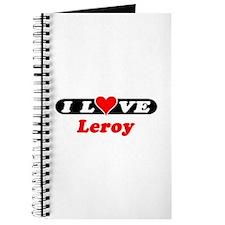 I Love Leroy Journal