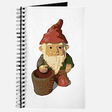 Retro Lawn Gnome Journal